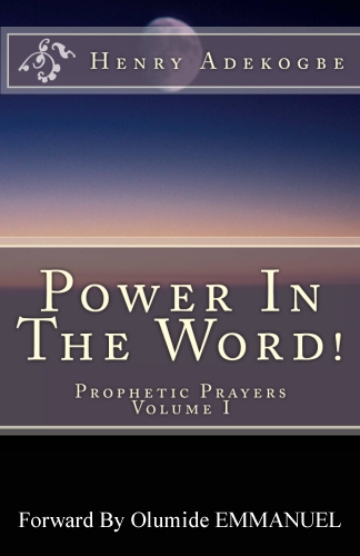 POWER In The WORD! Book